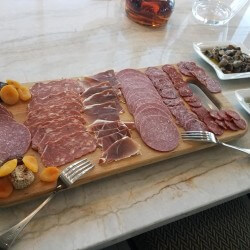 Cold Cuts Board